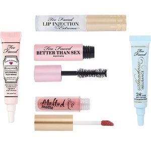 🌟Too Faced 5 Piece Travel Bundle
